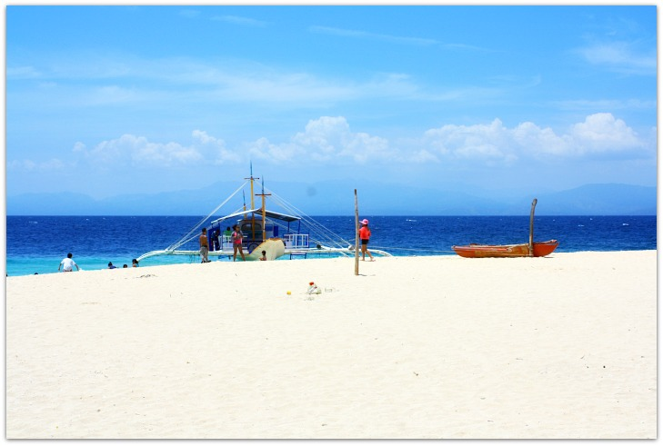 white beach moalboal cebu