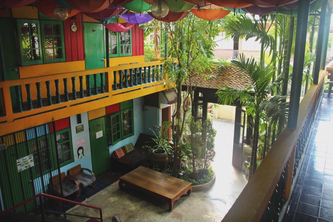 guest house in ayutthaya