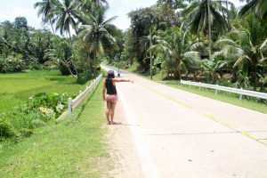 hitchhiking in the philippines