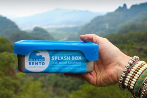 eco-friendly travel products splash box