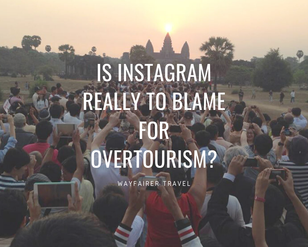 Instagram and Overtourism title image