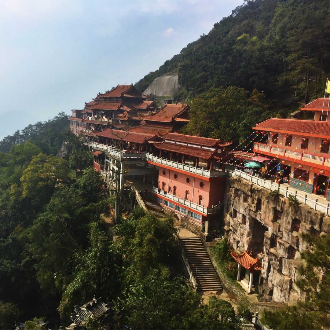 taoist temple fujian china